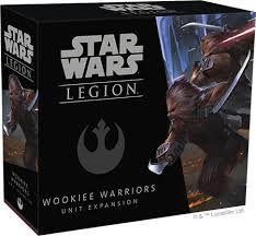 Star Wars Legion: Guerreiros Wookiee - Expansão de Unidade