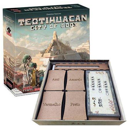 Teotihuacan - City of Gods  (COM INSERT EM MDF)