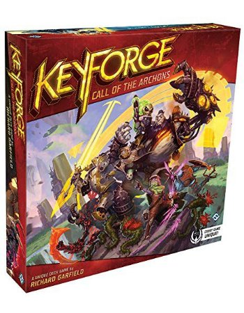 KeyForge: Starter - Call of the Archons