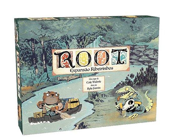Root: Ribeirinhos (expansão) (PRÉ-VENDA)