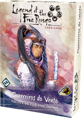Legend of the Five Rings: Guerreiros do Vento - Expansão (PRÉ-VENDA)