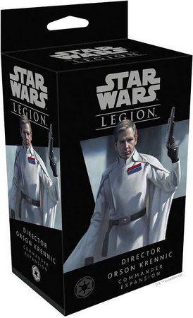Star Wars Legion: Diretor Orson Krennic - Expansão de Comandante