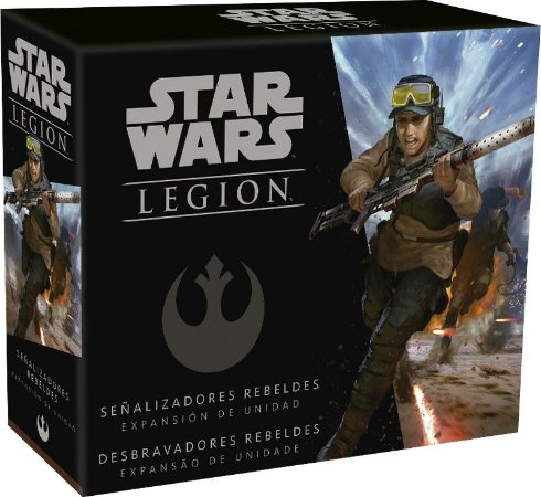 Star Wars Legion: Desbravadores Rebeldes