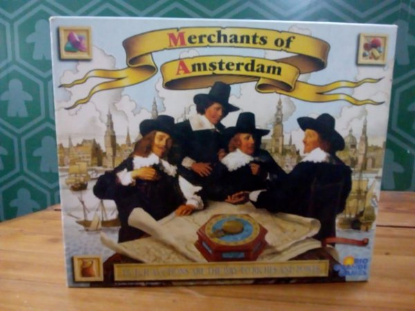 Merchants of Amsterdam (MERCADO DE USADOS)