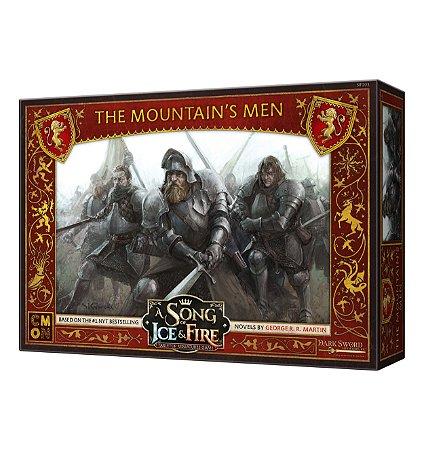 A Song of Ice & Fire - Homens da Montanha (Caixa de Unidade) (PRÉ-VENDA. PREVISÃO 12/2019)