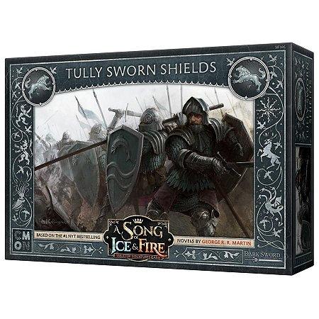 A Song of Ice & Fire - Escudos Juramentados Tully (Caixa de Unidade)