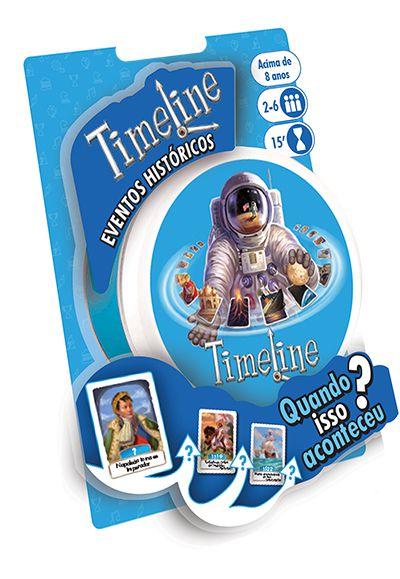 Timeline: Eventos