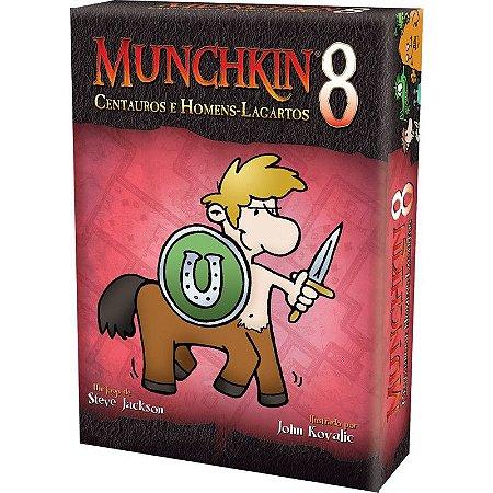 Munchkin 8 - Centauros e Homens-Lagartos