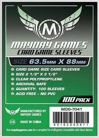 Sleeve Mayday Padrão (63,5mm X 88mm)