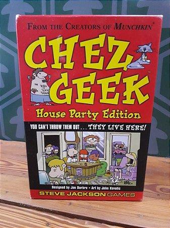 Chez Geek ( MERCADO DE USADOS )