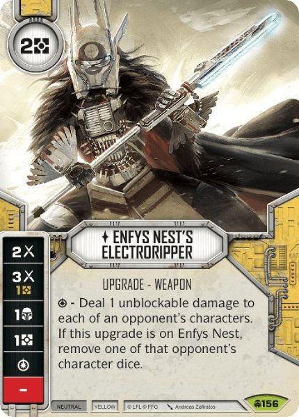 ELECTRORIPPER DE ENFYS NEST (CONVERGENCE)