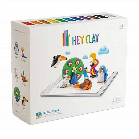 Hey Clay Aves