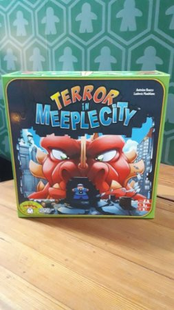 TERROR IN MEEPLE CITY (Mercado de Usados)