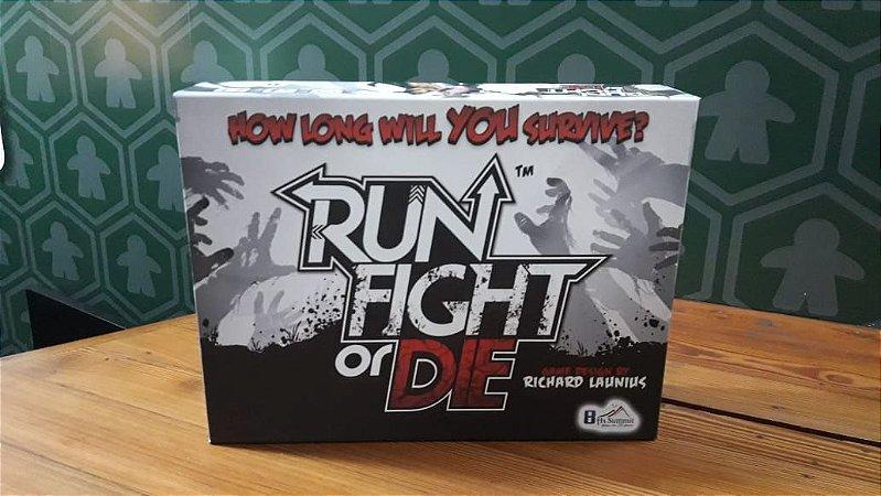 RUN, FIGHT OR DIE (Mercado de Usados)