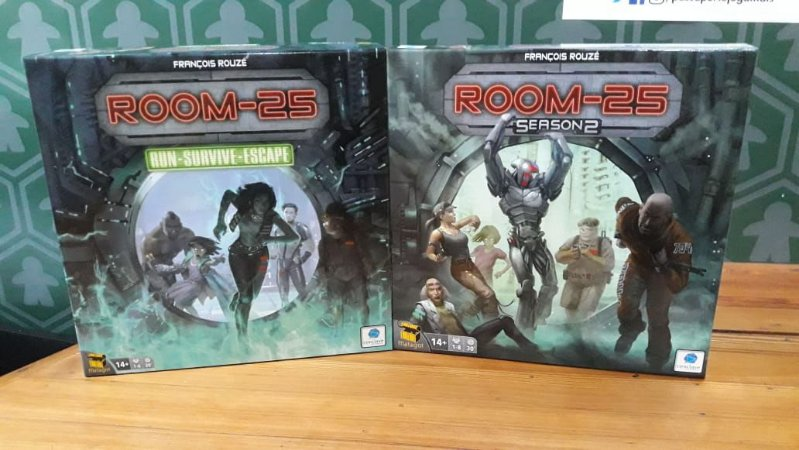 ROOM-25 + season 2 (MERCADO DE USADOS)
