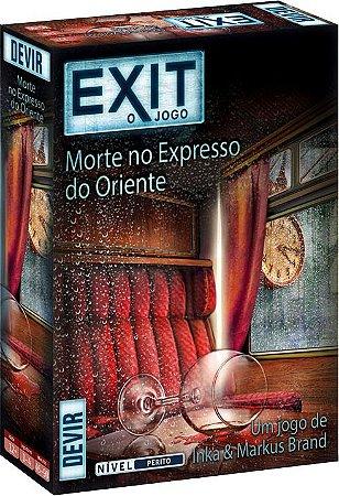 Exit: Morte no Expresso do Oriente