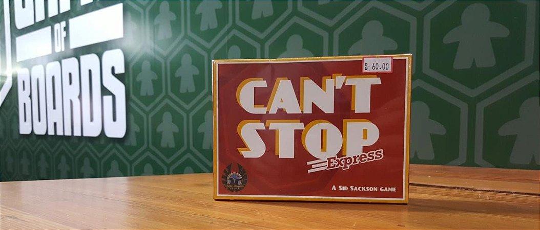 Can't Stop (MERCADO DE USADOS)