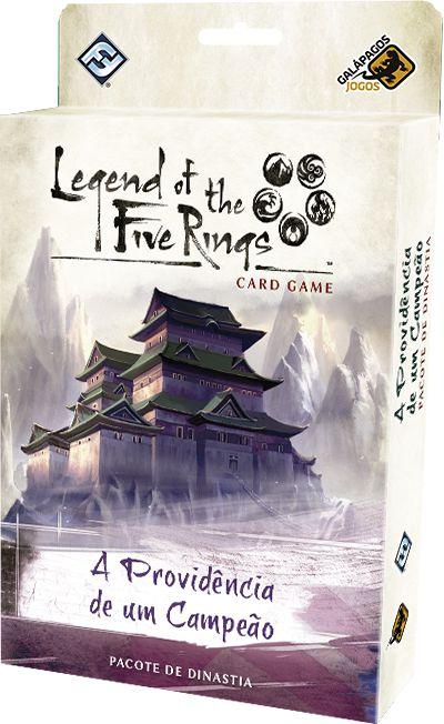 Legend of the Five Rings: Ciclo da Herança - A Providência de um Campeão