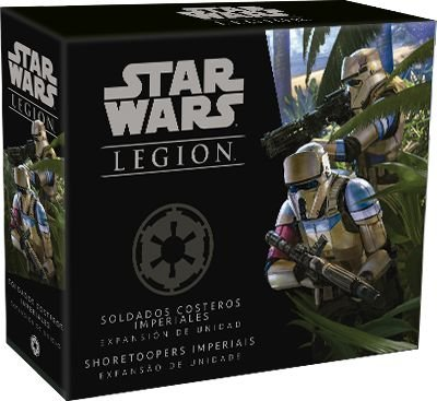 Star Wars: Legion - Shoretroopers Imperiais