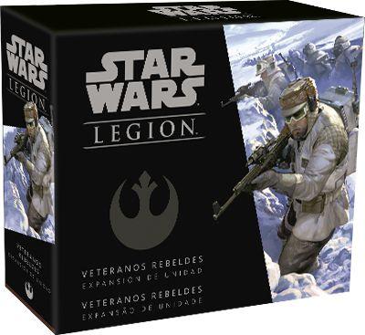 Star Wars: Legion - Veteranos Rebeldes