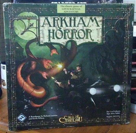 ARKHAM HORROR 2a Ed. (MERCADO DE USADOS)
