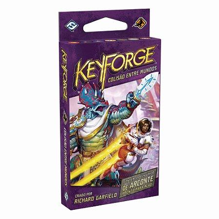 Keyforge Deck - Colisão Entre Mundos