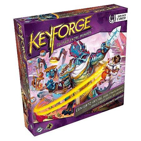 Keyforge: Starter - Colisão Entre Mundos