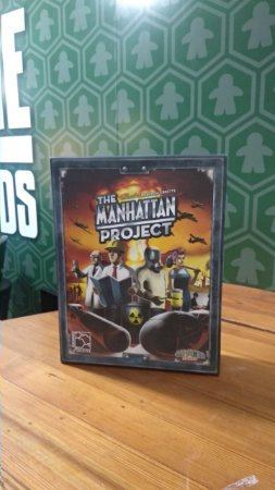 The Manhathan Project (Mercado de Usados)