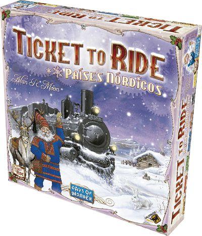 Ticket to Ride: Países Nórdicos (VENDA ANTECIPADA)