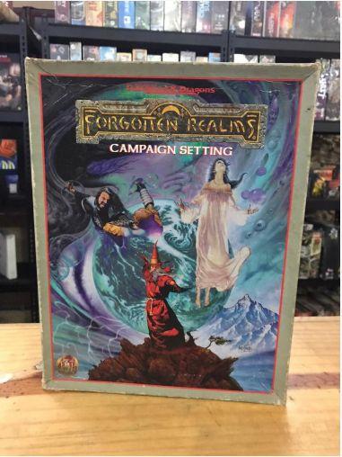 Forgotten Realms (Mercado de Usados)