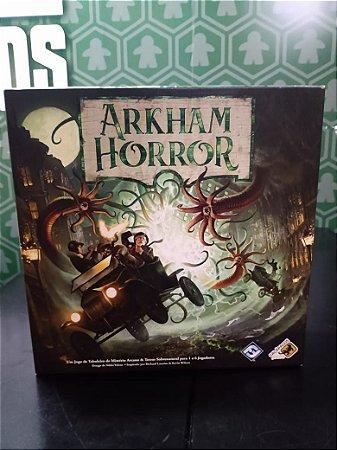 Arkham Horror (3ª edição) (MERCADO DE USADOS)