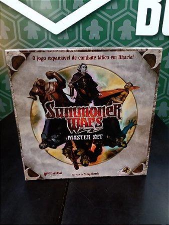 Summoners Wars - Master Set (MERCADO DE USADOS)