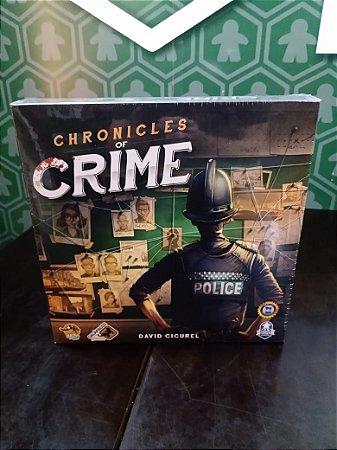Chronicles of Crime (MERCADO DE USADOS)