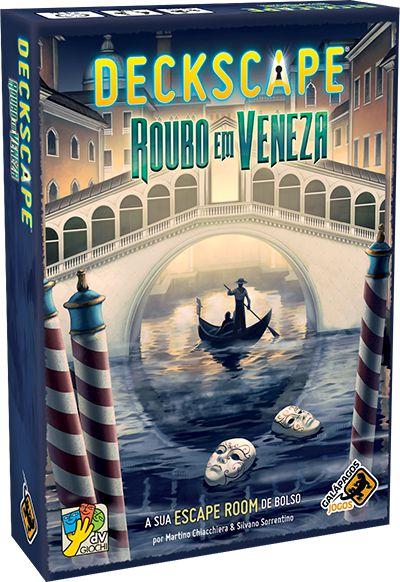 Deckscape: Roubo em Veneza