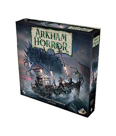 Arkham Horror: Sob Ondas Tenebrosas (Expansão)