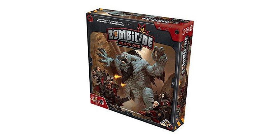 Zombicide Invader: Black Ops (expansão)