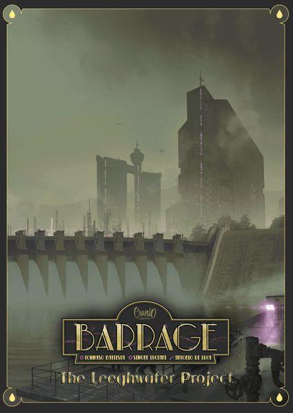 Barrage - Projeto Leeghwater