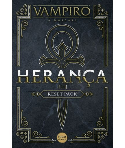 Vampiro : A Máscara-Herança-Reset Pack