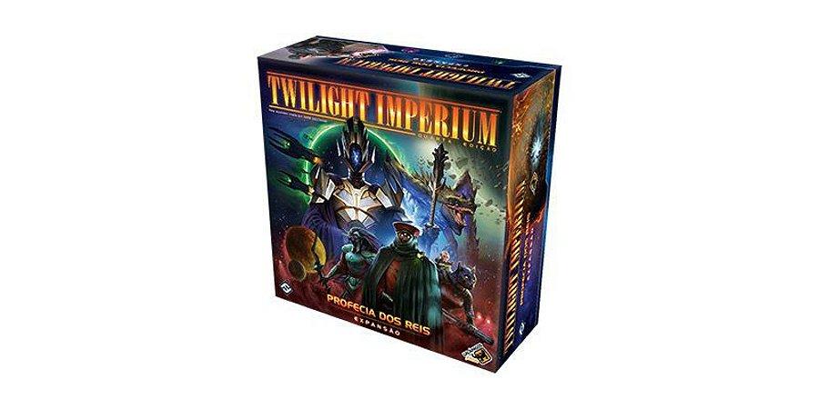 Twilight Imperium 4ª ed: Profecia Dos Reis (Expansão)