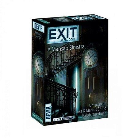 Exit: A Mansão Sinistra