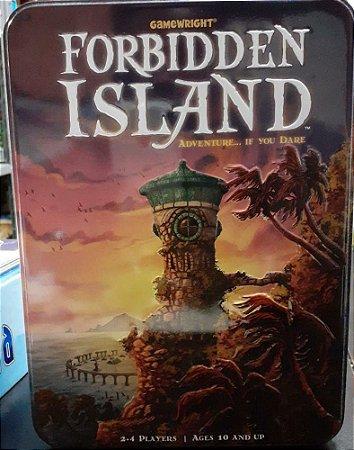 Forbidden Island (MERCADO DE USADOS)