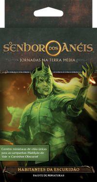 O senhor Dos Anéis:Jornadas Na terra Média-Habitantes Da Escuridão(Expansão)(VENDA ANTECIPADA)