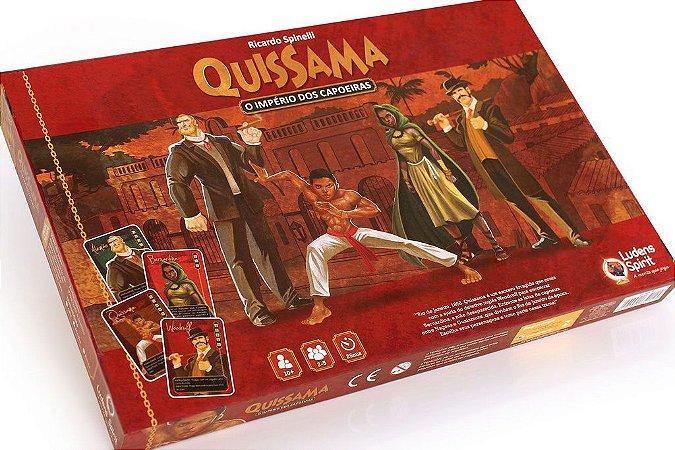 QUISSAMA - 5 JOGADORES
