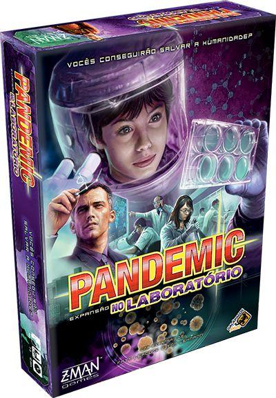Pandemic - No Laboratório (Venda Antecipada)