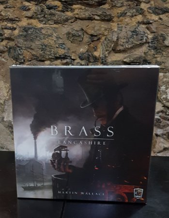Brass: Lancashire (MERCADO DE USADOS)