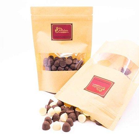 Delícia de Chocolate - Mini Pingo de Chocolate Misto