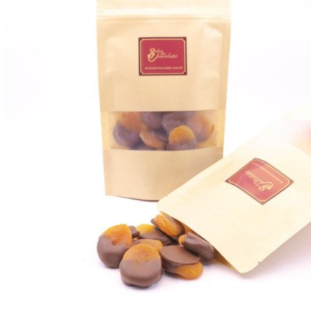 Delícia de Chocolate - Damasco