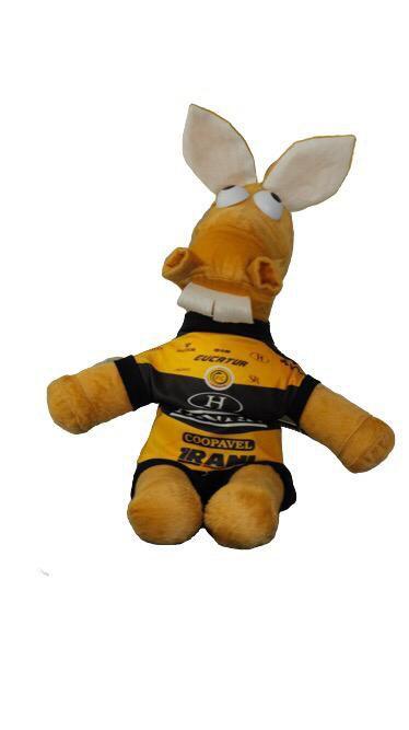 Cavalinho com Camisa - FC Cascavel