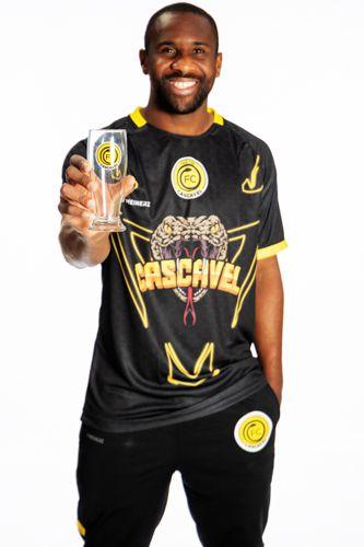Camisa Free Fire Preta - FC Cascavel