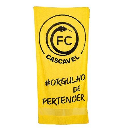 Toalha de Banho - FC Cascavel